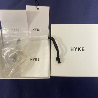 ハイク(HYKE)の20SS HYKE イヤーカフ(イヤーカフ)
