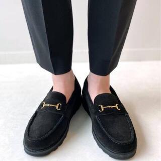 アパルトモンドゥーズィエムクラス(L'Appartement DEUXIEME CLASSE)のCAMINANDO カミナンド フラットソール ビットローファー(ローファー/革靴)