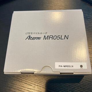 エヌイーシー(NEC)の【新品未使用】NEC PA-MR05LN(PC周辺機器)