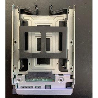 """ヒューレットパッカード(HP)のHP 2.5 """"から3.5"""" HDD / SSDアダプターP/N: 668261(PCパーツ)"""