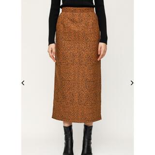 スライ(SLY)のSLYミディアムスカート(ひざ丈スカート)