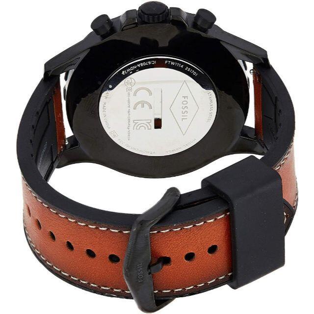 FOSSIL(フォッシル)のFOSSIL フォッシル スマートウォッチ FTW1114 Q NATE メンズの時計(その他)の商品写真