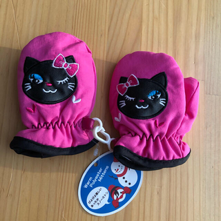 ニシマツヤ(西松屋)の子供 手袋(手袋)