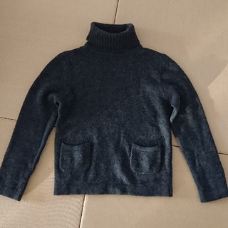 ダナキャランニューヨーク(DKNY)のDKNY JEANS タートルネック セーター ニット 中古(ニット/セーター)