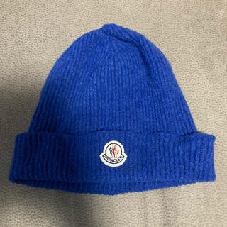 モンクレール(MONCLER)のMONCLER モンクレール ニットキャップ ニット帽 FENDI フェンディ(ニット帽/ビーニー)