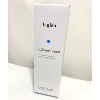 ビーグレン(b.glen)のb.glen QuSomeローション 120ml 化粧水 新品(化粧水/ローション)