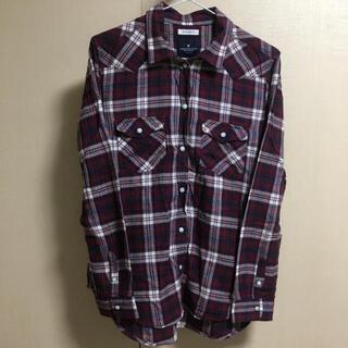 アメリカンイーグル(American Eagle)のAmerican Eagle チェックシャツ(シャツ/ブラウス(長袖/七分))