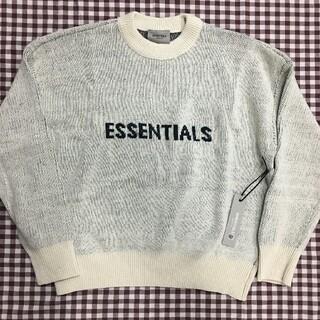 フィアオブゴッド(FEAR OF GOD)のFOG Essentials Knit Sweater Fear of God(ニット/セーター)