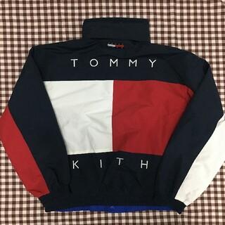 トミーヒルフィガー(TOMMY HILFIGER)のTommmy Hlfiger × KITHコラボ リバーシブルナイロンジャケット(ナイロンジャケット)