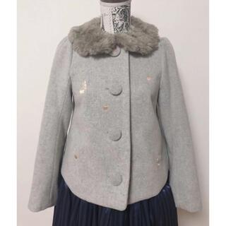 フランシュリッペ(franche lippee)のfranche lippee にんまりうさぎ刺繍ジャケット(その他)