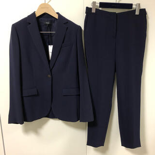 theory - Theory 19SS CLASSIC CREPE パンツスーツ セットアップ