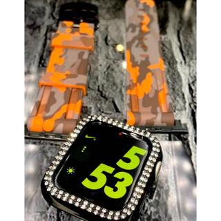 アップルウォッチダイヤカバーベルトセット(腕時計(デジタル))