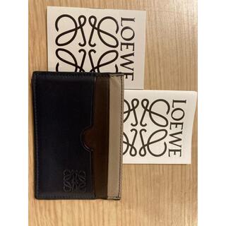 ロエベ(LOEWE)の値下げしました!!【完売商品】LOEWE カードケース (名刺入れ/定期入れ)