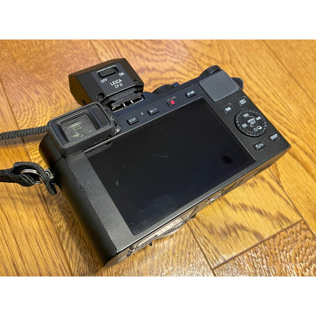 LEICA(ライカ)のLEICA - D-LUX Typ 109 スマホ/家電/カメラのカメラ(ミラーレス一眼)の商品写真