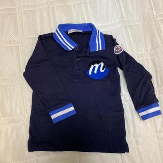 モンクレール(MONCLER)のモンクレール ポロシャツ 80  (シャツ/カットソー)