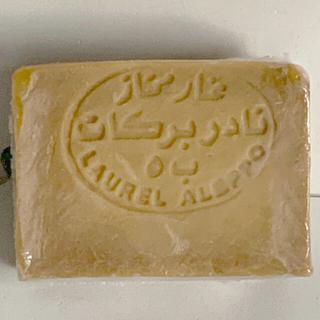 アレッポノセッケン(アレッポの石鹸)のアレッポ オリーブとローレルの石鹸(ボディソープ/石鹸)