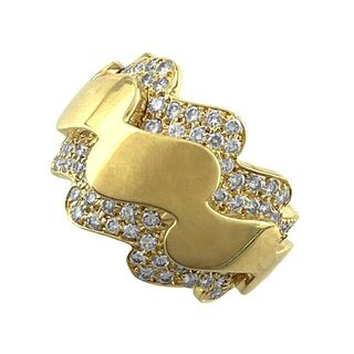ヴァンクリーフアンドアーペル(Van Cleef & Arpels)のヴァンクリーフ アンド アーペル エジェ リング 参考定価 ¥1,209,600(リング(指輪))
