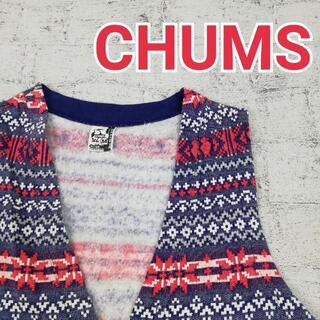 チャムス(CHUMS)のCHUMS チャムス ベスト(ベスト)