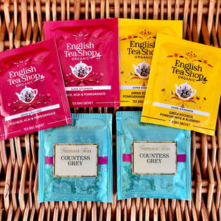 FORTNUM&MASON/English Tea Shop 英国紅茶セット(茶)