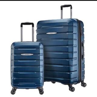 サムソナイト(Samsonite)のサムソナイト Samsonite TECH TWO スーツケース 青 2個セット(トラベルバッグ/スーツケース)