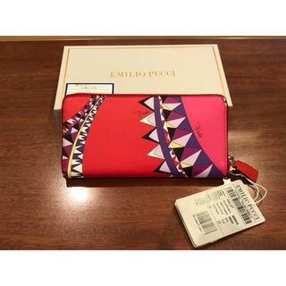 エミリオプッチ(EMILIO PUCCI)の新品タグ付き EMILIO PUCCI 長財布(財布)