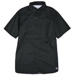 キャリー(CALEE)のbluco ワークシャツ オックスフォード calee brixton (シャツ)