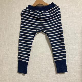 ムジルシリョウヒン(MUJI (無印良品))の無印 裏毛 スウェット パンツ 90(パンツ/スパッツ)