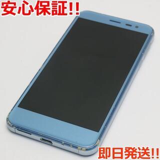 アンドロイドワン(Android One)の良品中古 Y!mobile 507SH Android One ブルー (スマートフォン本体)