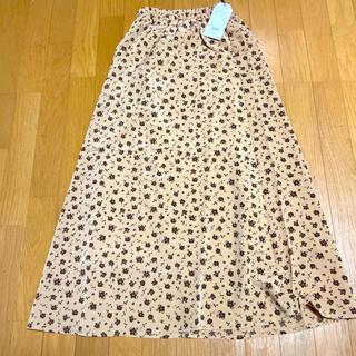ロデオクラウンズ(RODEO CROWNS)のロングスカート ロデオ 新品未使用 タグ付き(ロングスカート)