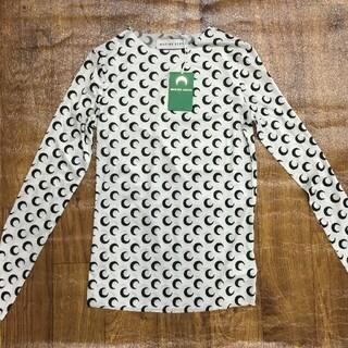 マルタンマルジェラ(Maison Martin Margiela)のMARINE SERRE クレセントムーン ジャージ トップ S(Tシャツ(長袖/七分))