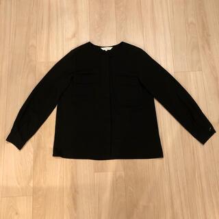 エムプルミエ(M-premier)のM-PREMIER シャツ(シャツ/ブラウス(長袖/七分))