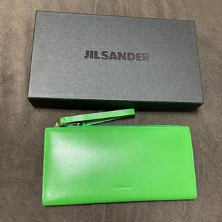 ジルサンダー(Jil Sander)のジルサンダー 長財布 2019ss(財布)