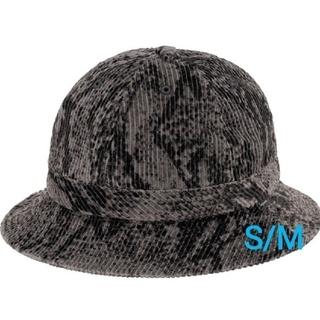 20AW Supreme Snakeskin Corduroy Bell Hat