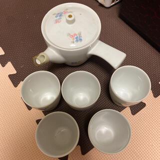 ノリタケ(Noritake)のノリタケ 番茶セット 急須:1 湯呑み:5(食器)