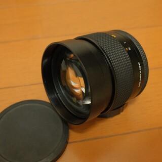 キョウセラ(京セラ)のCONTAX Planar 85mm F1.4(中玉なし)(レンズ(単焦点))