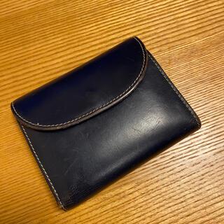 ホワイトハウスコックス(WHITEHOUSE COX)のホワイトハウスコックス 折り畳み財布(折り財布)