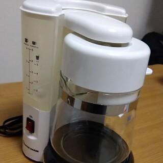 ニトリ(ニトリ)のコーヒーメーカー(コーヒーメーカー)