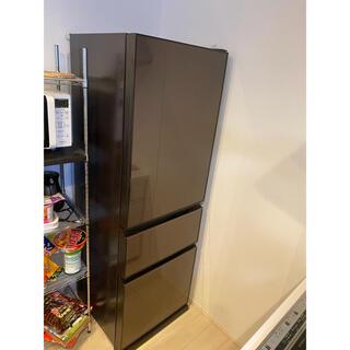奈良発 2019年製 三菱 自動製氷機能 3ドア冷蔵庫 365L