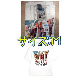 ファセッタズム(FACETASM)の【売り切りセール!】AS M J WHY NOT? FACETASM SS TE(Tシャツ/カットソー(半袖/袖なし))