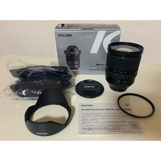 PENTAX - HD PENTAX-D FA 24-70mm f2.8 ED SDM WR