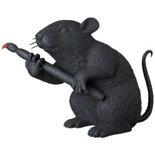 メディコムトイ(MEDICOM TOY)の新品 Sync. LOVE RAT (GESSO BLACK Ver.)限定 (彫刻/オブジェ)