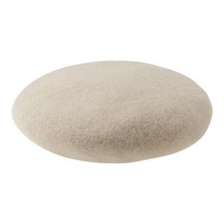 ジーユー(GU)のウールブレンドベレーハット(ハンチング/ベレー帽)