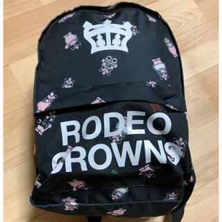 ロデオクラウンズワイドボウル(RODEO CROWNS WIDE BOWL)のロデオクラウンズ福袋 リュック(リュック/バックパック)