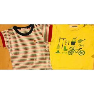 ファミリア(familiar)のファミリア familiar 80Tシャツセット(Tシャツ)