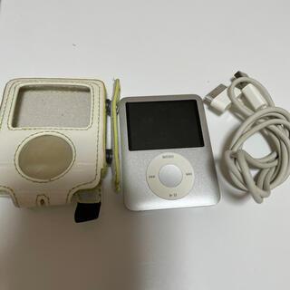 アップル(Apple)のiPod(ポータブルプレーヤー)