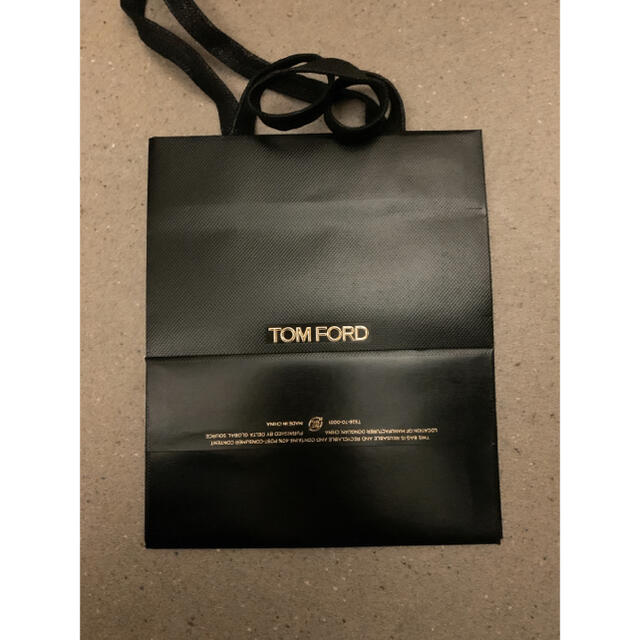 TOM FORD(トムフォード)のトムフォード ショップ袋 レディースのバッグ(ショップ袋)の商品写真