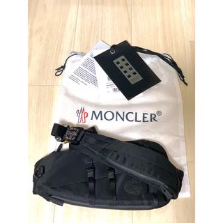モンクレール(MONCLER)の【極美品】6 Moncler 1017 ALYX 9SM ボディバッグ(ボディーバッグ)