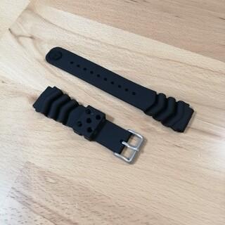 セイコー(SEIKO)のセイコー ラバーバンド 22mm(ラバーベルト)