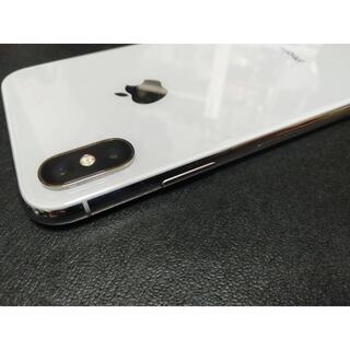 アイフォーン(iPhone)の【中古】iPhoneX 256GB SIMフリー(スマートフォン本体)