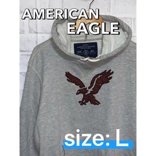 アメリカンイーグル(American Eagle)のAMERICAN EAGLE パーカー メンズパーカー(パーカー)